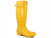 Женские сапоги Hunter Women's Original Tall Gloss Yellow WFT1000RGL оптом