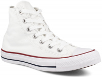 Кеды Converse Chuck Taylor All Star Hi Optical White M7650 унисекс   (белый) оптом