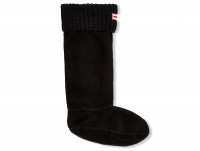 Носки Hunter Half Cardigan Boot S UAS3004AAC BLACK оптом