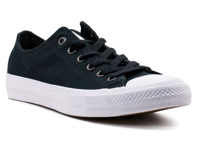 Кеды Converse Chuck Taylor All Star II Ox 150149C унисекс   (чёрный)