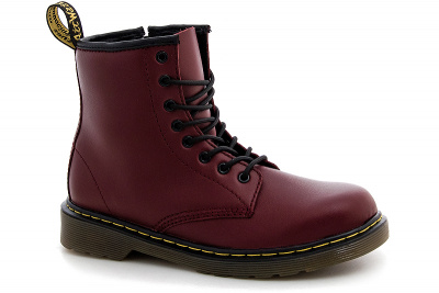 Ботинки Dr. Martens Pascal 1460-15382601 CHERRY RED SOFTY T