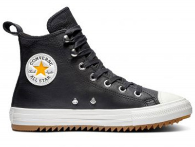 Женские кеды Converse Chuck Taylor All Star Leather Warmth Hi 568813C оптом