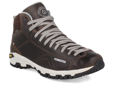 Мужские ботинки Forester Brown Vibram 247951-45 Made in Italy