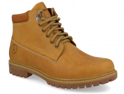 Мужские ботинки Forester Camel Leather 7751-180 Timber Land