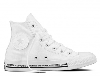 Кеды Белые Converse Chuck Taylor All Star Hi 159586C