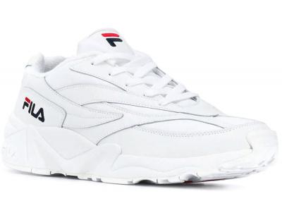 35a4571d939984 Мужские кроссовки Fila V94M Low 1010571 1FG White