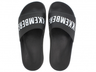 Мужские тапочки  Dirk Bikkembergs Swimm ER 652 108366-27 Black White