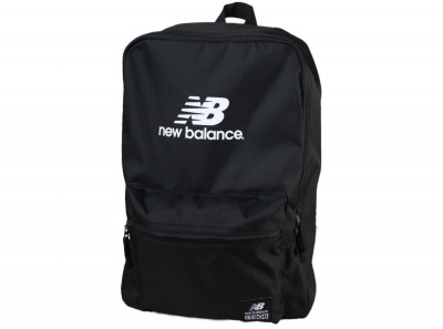 Рюкзаки New Balance Daily Driver Backpack 500046-001   (чёрный)