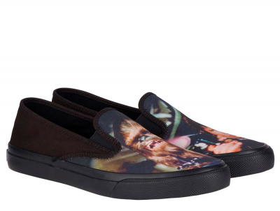 Слипоны Sperry Cloud Slip On Han & Chewie Sneaker SP-17650 Star Wars  оптом