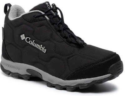 Зимние кроссовки Columbia Youth Firecamp Mid 2 Wp BY1201-010