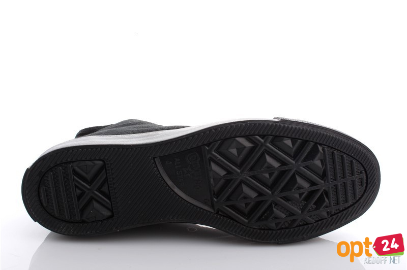 Купить оптом Кеды Converse Chuck Taylor All Star Core Hi Black Monochrome M3310 унисекс   (чёрный) - Изображение 6
