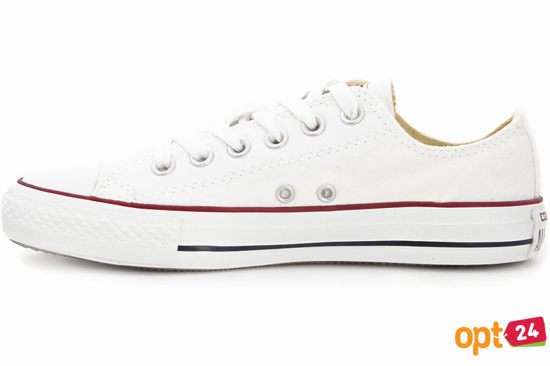Купить оптом Кеды Converse Chuck Taylor All Star Classic Low Optical White M7652C унисекс   (белый) - Изображение 4