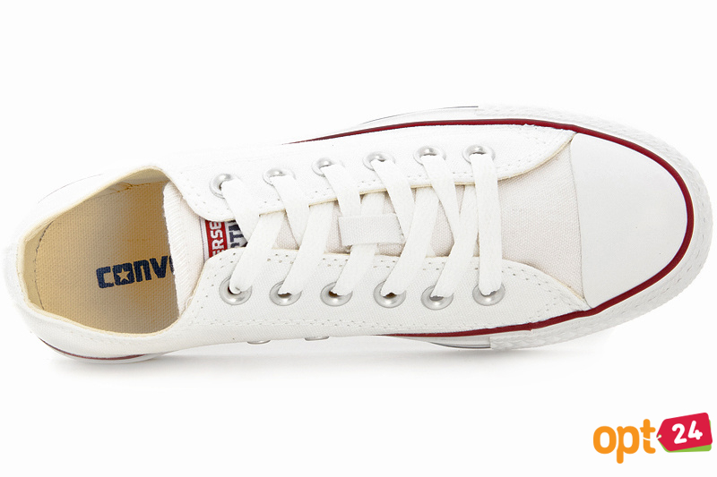 Купить оптом Кеды Converse Chuck Taylor All Star Classic Low Optical White M7652C унисекс   (белый) - Изображение 6