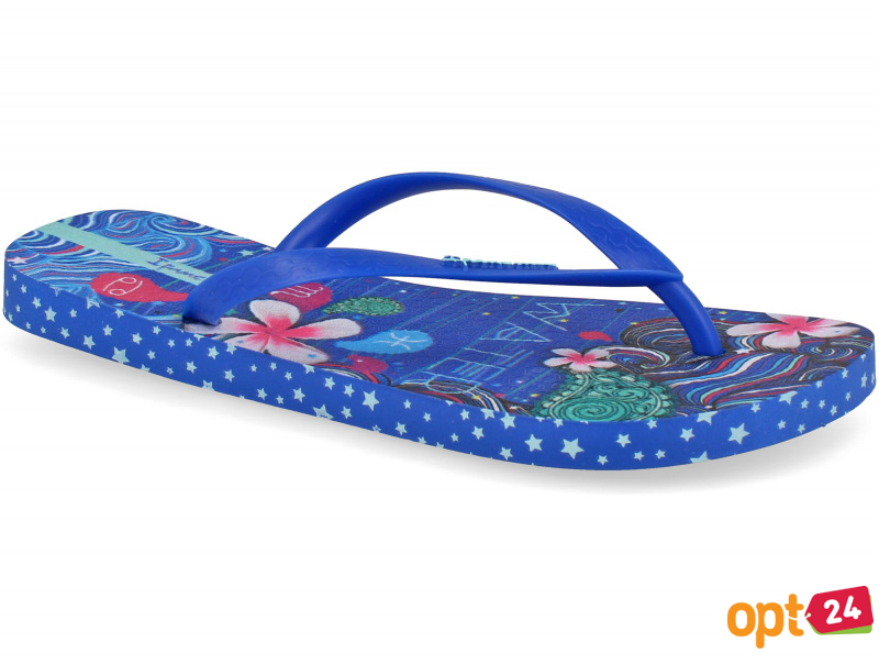 Вьетнамки Ipanema Unique V Fem 82043-21724  (multi-color/синий) оптом